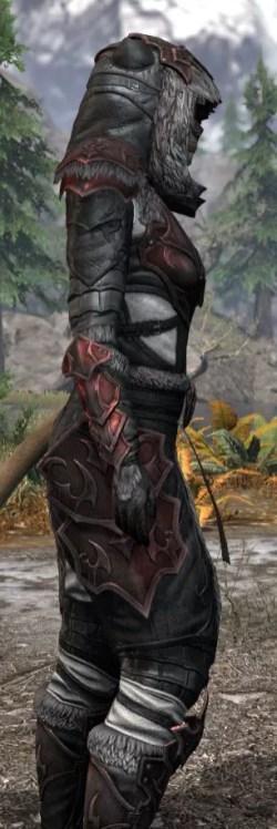 Thorn Legion Heavy - Khajiit Female Close Side