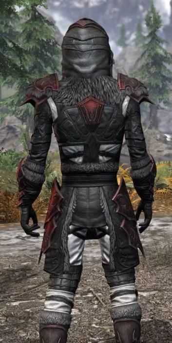 Thorn Legion Heavy - Male Close Rear