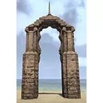 Elsweyr Gateway, Stone Arch