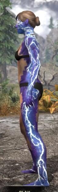 Kyne's Fury - Female Side