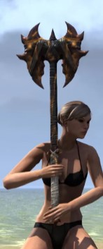 Ancestral Reach Battle Axe 2