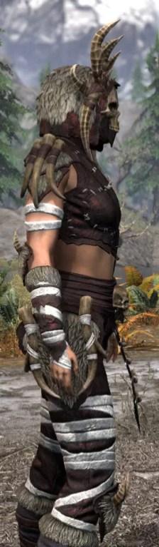 Ancestral Reach Light - Female Shirt Close Side