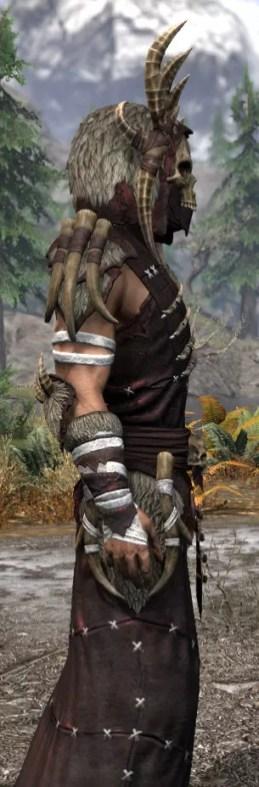 Ancestral Reach Light - Male Robe Close Side
