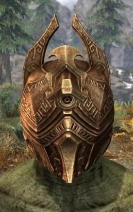 Arkthzand Anfractuosity Shroud - Argonian Male Front