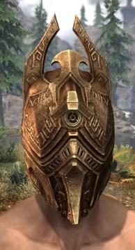 Arkthzand Anfractuosity Shroud - Male Front