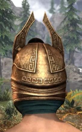 Arkthzand Anfractuosity Shroud - Male Rear
