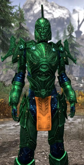 Arkthzand Armory Heavy - Dyed Close Front