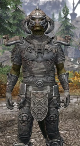 Sea Giant Iron - Argonian Male Close Front