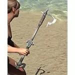 Sea Giant Iron Axe