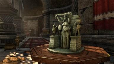 Statuette: Morwha, Desire's Root