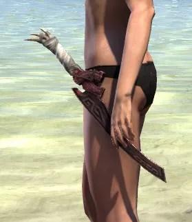 Wayward Guardian Dagger 1