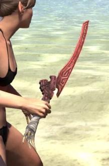 Wayward Guardian Dagger 2