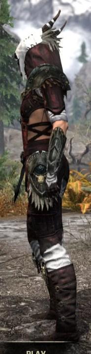 Wayward Guardian Medium - Female Side