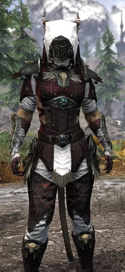 Wayward Guardian Medium - Khajiit Female Close Front