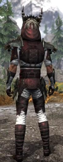 Wayward Guardian Medium - Male Rear