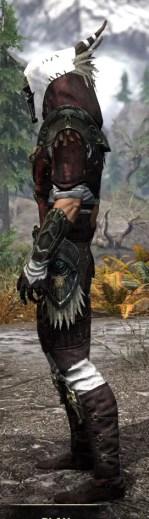 Wayward Guardian Medium - Male Side