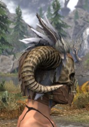 Witchwise Headdress - Female Right