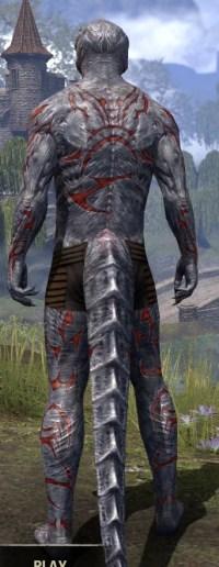 Dagon's Viscerent - Argonian Male Rear