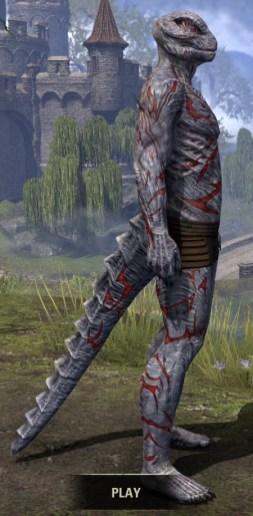 Dagon's Viscerent - Argonian Male Right