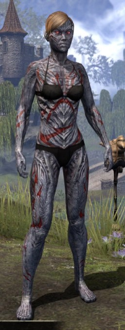 Dagon's Viscerent - Female Front