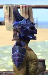 Opal Lord Warden - Argonian Male Right