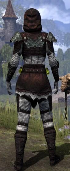 True-Sworn Heavy - Female Rear