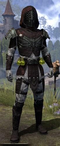 True-Sworn Heavy - Male Front