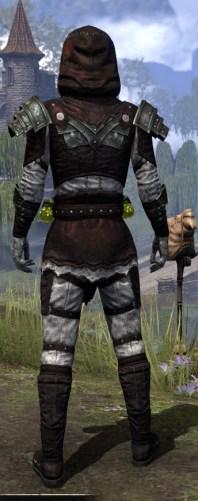 True-Sworn Heavy - Male Rear