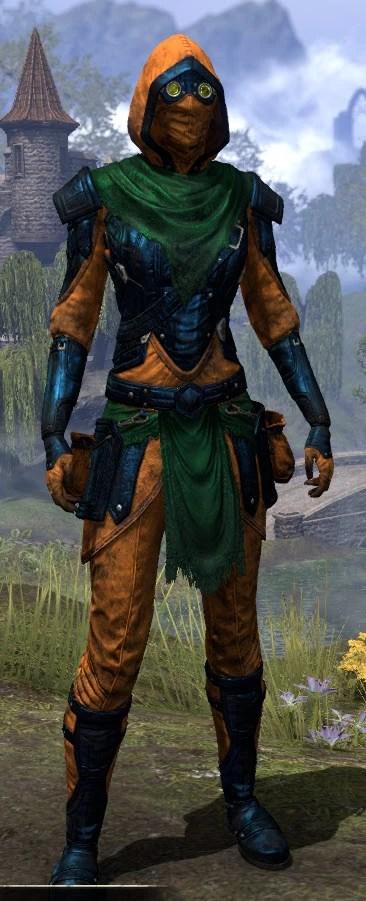 True-Sworn Light - Dyed Shirt Front