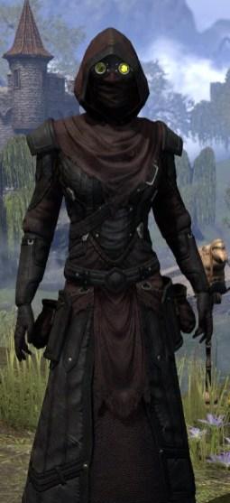 True-Sworn Light - Female Robe Close Front