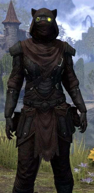 True-Sworn Light - Khajiit Female Shirt Close Front