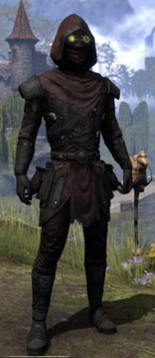 True-Sworn Light - Male Shirt Front