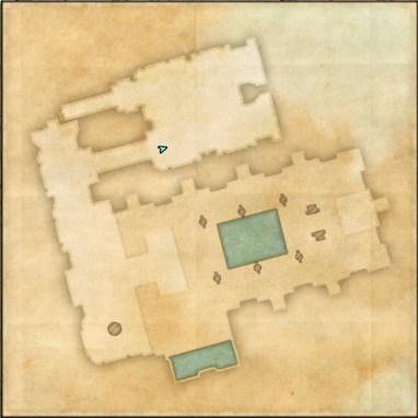 Varlaisvea Ayleid Ruins Map 3