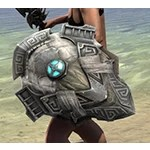 Wayward Guardian Maple Shield