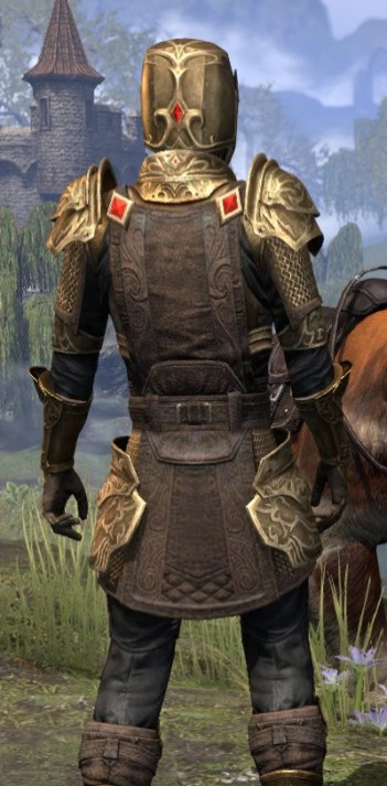 Imperial Champion - Male Close Rear