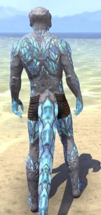Varla-Born - Argonian Male Rear