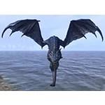 Blue Dragon Imp