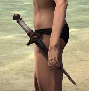 Black Fin Dagger 1