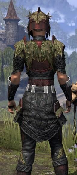 Black Fin Heavy - Female Close Rear
