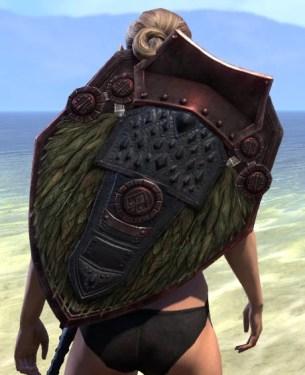 Black Fin Shield 1