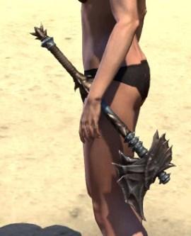 Deadlands Gladiator Axe 1