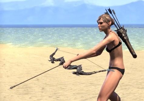 Deadlands Gladiator Bow 2