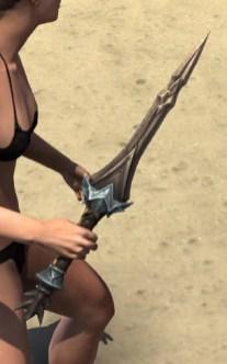 Deadlands Gladiator Dagger 2