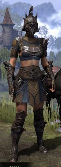 Deadlands Gladiator - Female Front