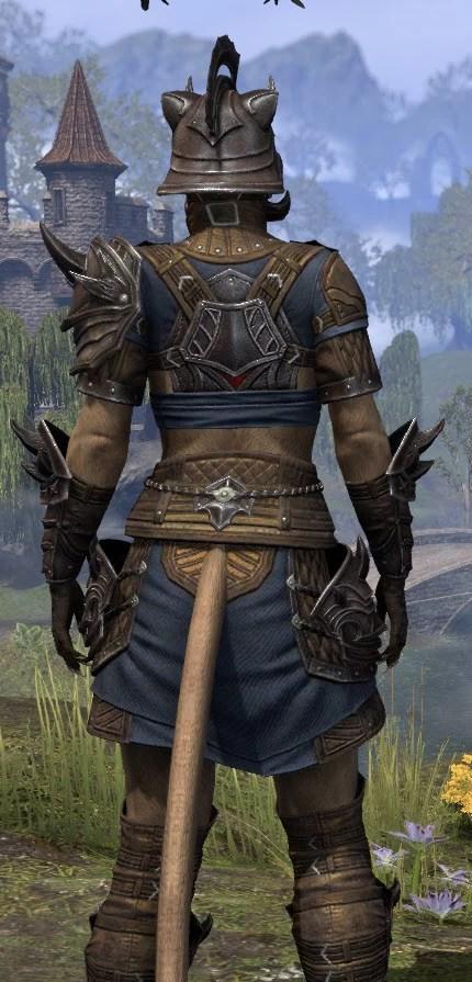 Deadlands Gladiator - Khajiit Female Close Rear