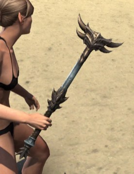 Deadlands Gladiator Mace 2