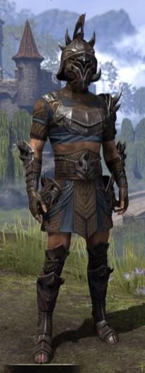 Deadlands Gladiator - Male Front