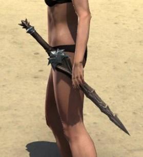 Deadlands Gladiator Sword 1