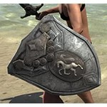 Ivory Brigade Maple Shield