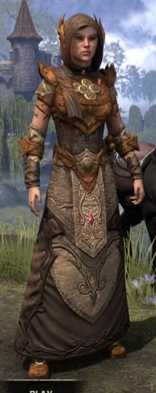 Ja'zennji Siir - Female Front